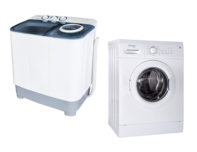 Perfect Clothes EN - Washing Machines