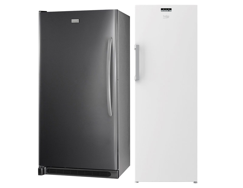 xcite - upright freezers