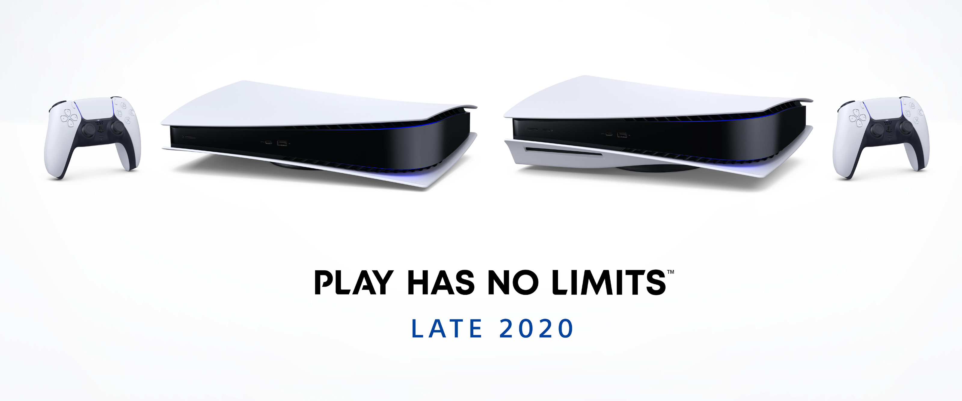 PS5 2020 - Play No Limits