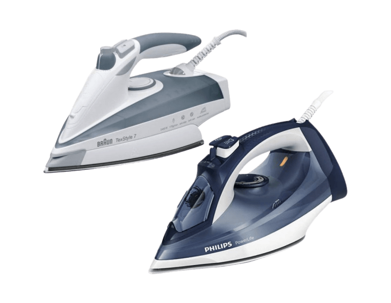Perfect Clothes EN - Steam Irons