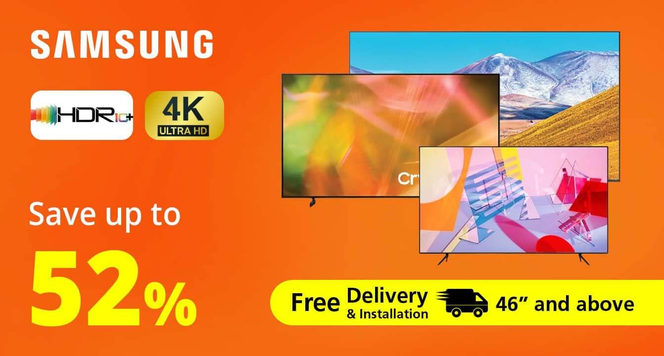 xcite - Samsung TV