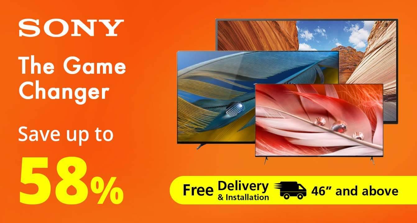 xcite -Sony TV