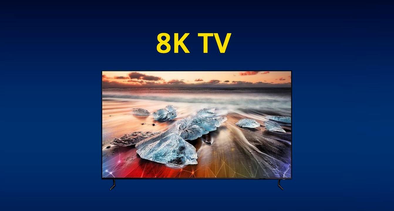 xcite - Big Screen Festival-8K TV