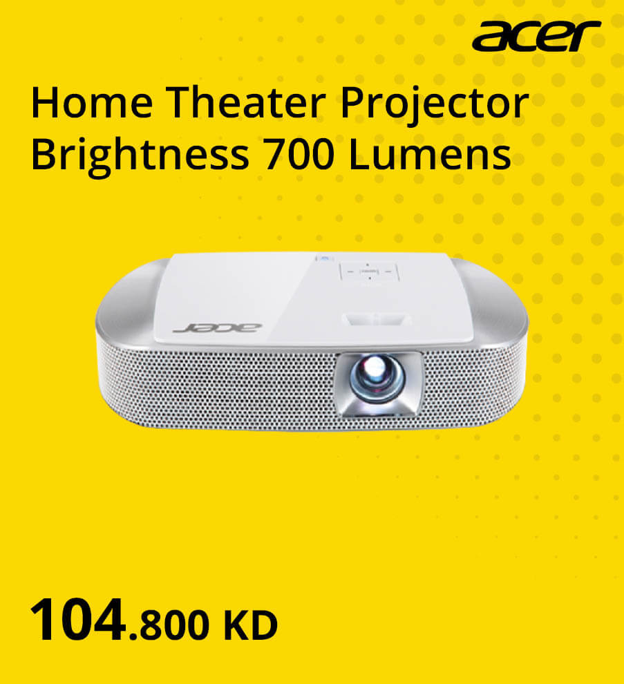 'Summer Clearance KW EN - Acer Projector @ 104.8