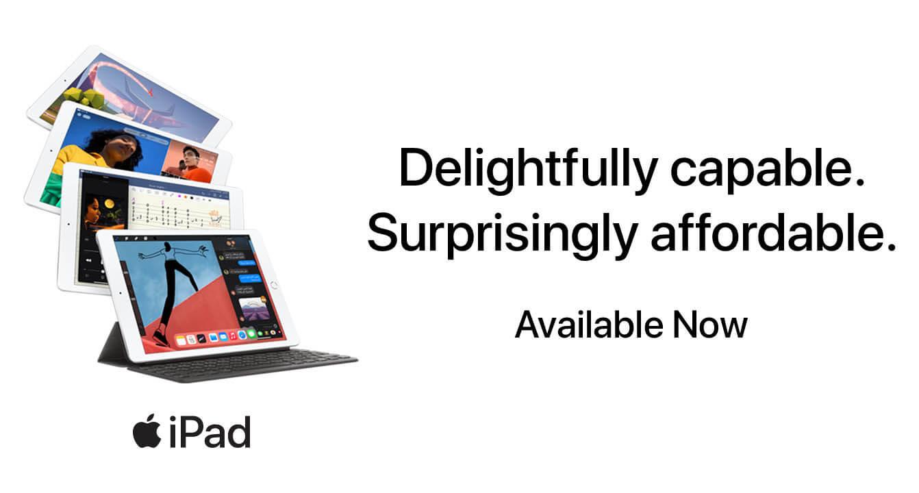 xcite - New iPad 8